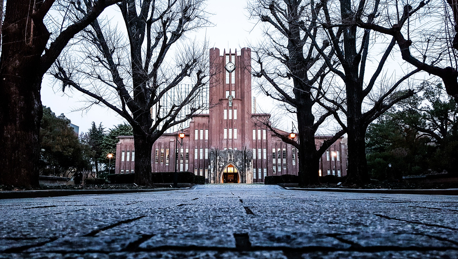 Les universités au Japon